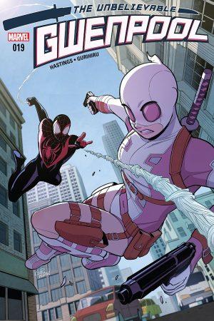 Gwenpool The Unbelievable (2016-) #19