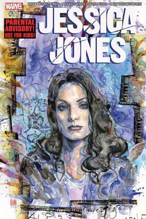 Jessica Jones (2016-) #11