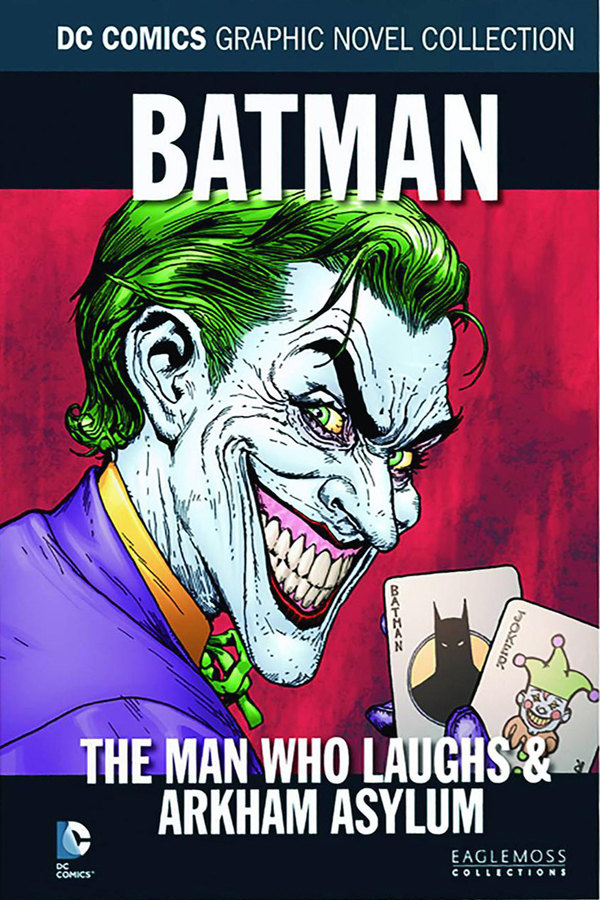 DC Collection Vol.51: Batman - The Man Who Laughs