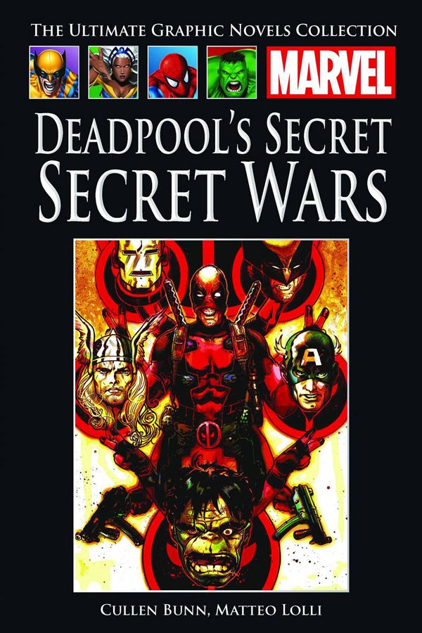 Marvel Collection Vol.145: Deadpool's Secret Secret Wars