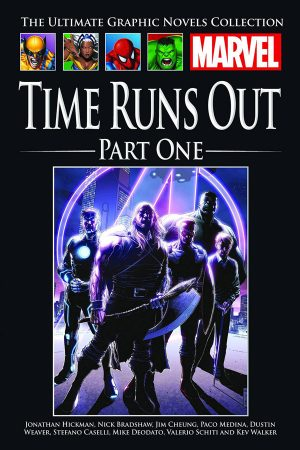 Marvel Collection Vol.146: Time Runs Out - Part One