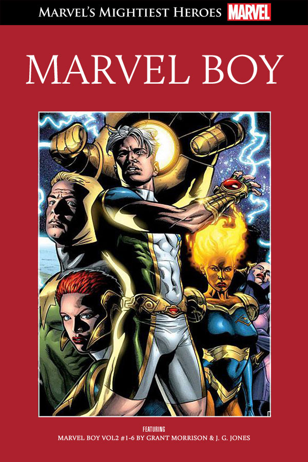 Marvel's Mightiest Vol.94: Marvel Boy