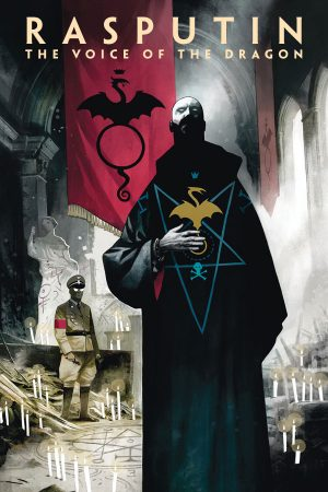 Rasputin: Voice Of The Dragon #1-5