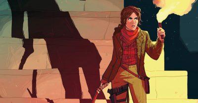 Tomb Raider: Survivor's Crusade #1-4