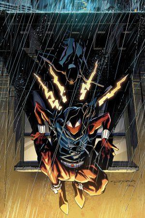 BEN REILLY: SCARLET SPIDER #10