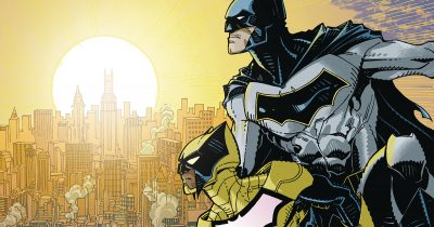 Batman And The Signal #1-3