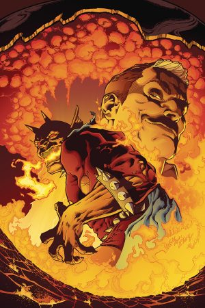 DEMON: HELL IS EARTH #1