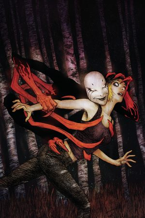 Imaginary Fiends #1-6