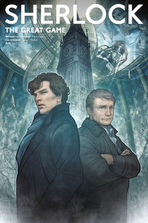 Sherlock: The Great Game #1
