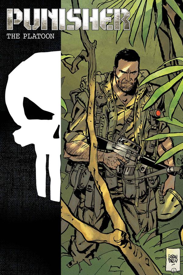 Punisher: Platoon #1-6