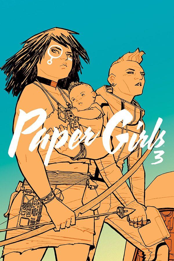 Paper Girls Vol.03
