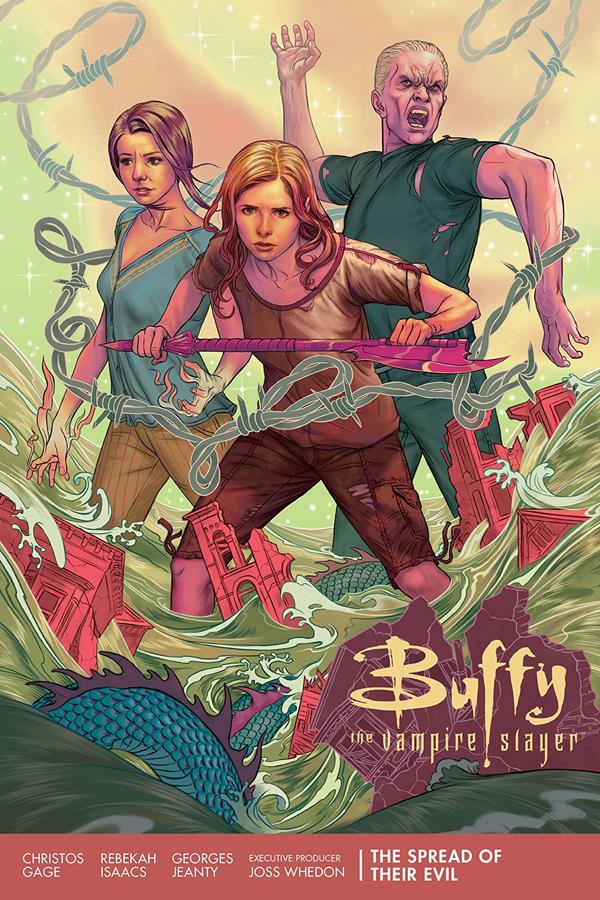 Buffy the Vampire Slayer - Season 11 Vol.01: Spread of Their Evil