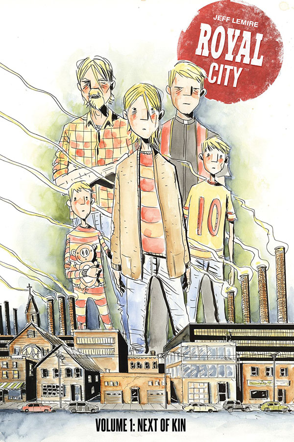Royal City Vol.01: Next Of Kin