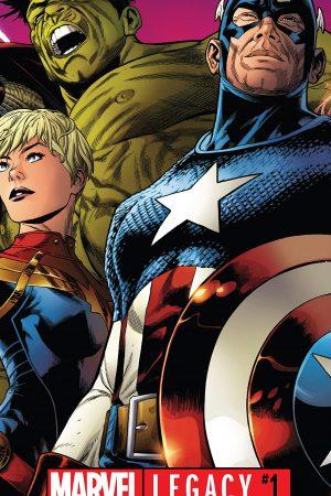 Marvel: Legacy #1