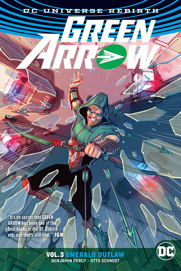 Green Arrow Vol.03: Emerald Outlaw