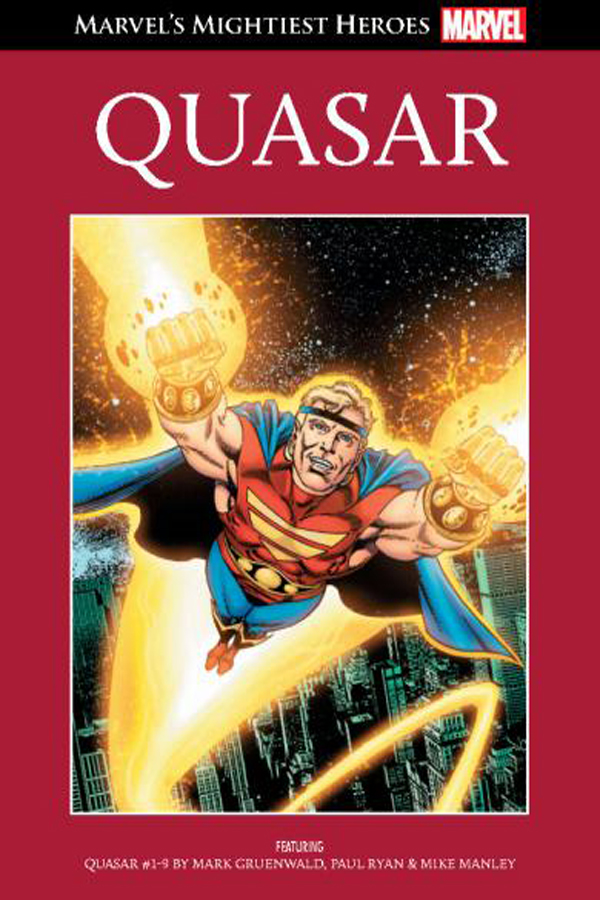 Marvel's Mightiest Vol.96: Quasar