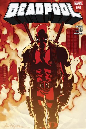 Deadpool (2015-) #36