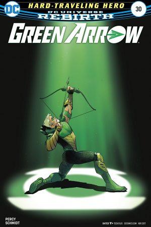 Green Arrow (2016-) #30