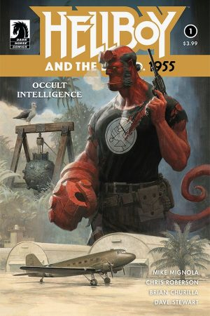 Hellboy and the BPRD - 1955: Occult Intelligence #1