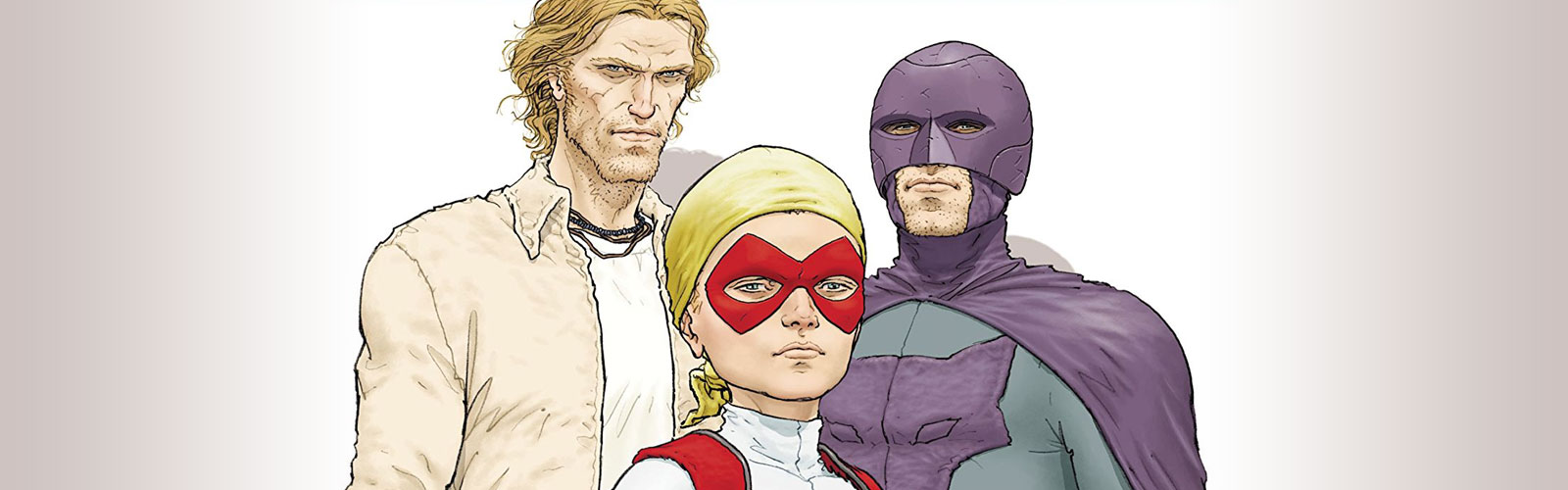 Jupiter's Legacy: Book Two