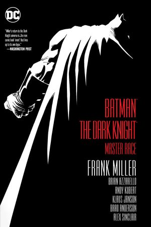 Batman: The Dark Knight - Master Race