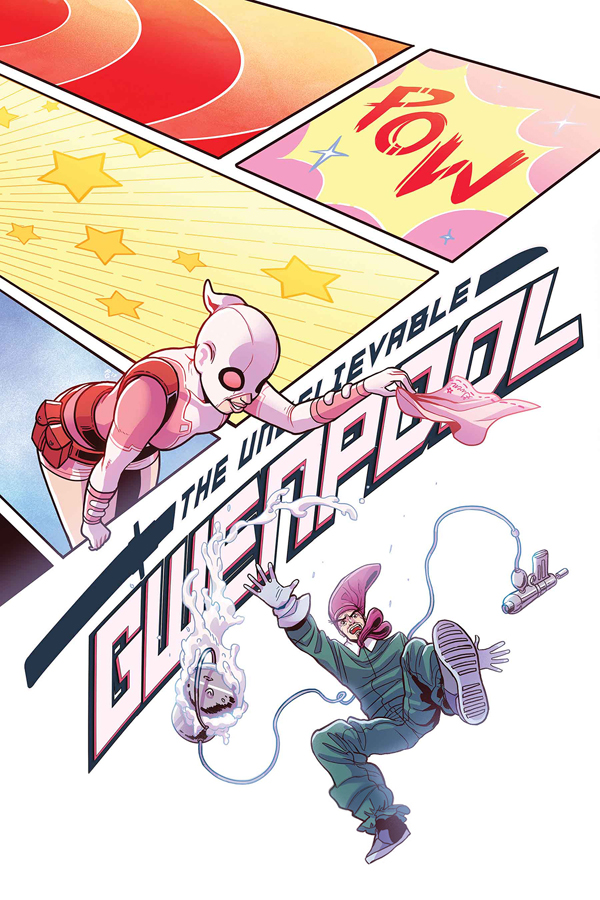 Unbelievable Gwenpool