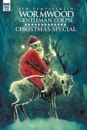 WORMWOOD: GENTLEMAN CORPSE - CHRISTMAS SPECIAL