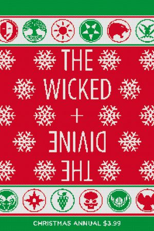WICKED + DIVINE: CHRISTMAS ANNUAL #1