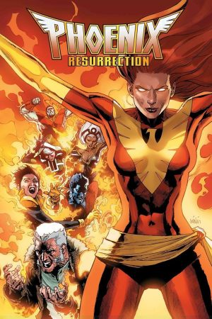 Phoenix Resurrection: The Return Of Jean Grey #1-5