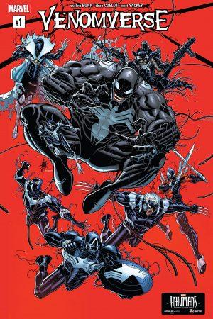 Venomverse (2017) #1 (of 5)