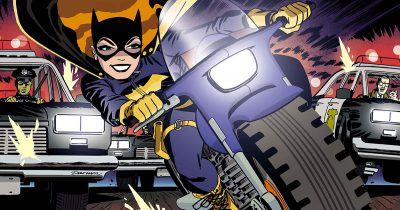 Batgirl by Darwyn Cooke