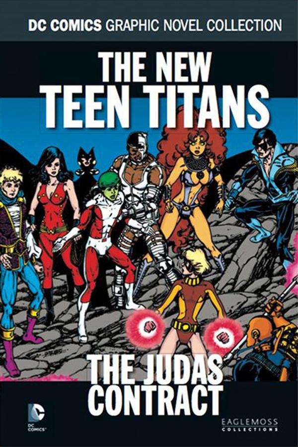 Dc Collection Vol53 Teen Titans - Judas Contract -5833