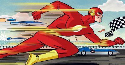 Flash by Darwyn Cooke