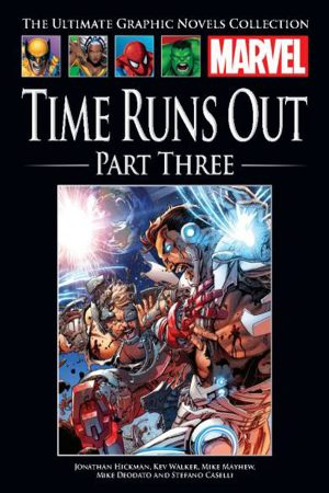 Marvel Collection Vol.148: Avengers - Time Runs Out