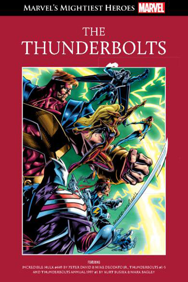 Marvel's Mightiest Heroes Vol.97: Thunderbolts