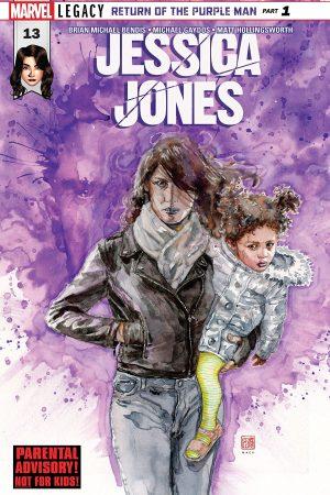 Jessica Jones (2016-) #13