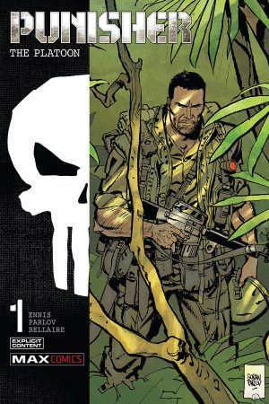 Punisher: The Platoon (2017) #1 (of 6)