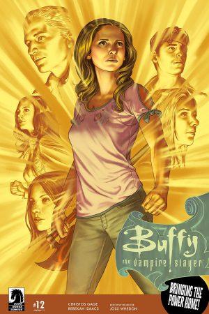 Buffy the Vampire Slayer: Season 11 #12