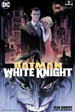 Batman: White Knight (2017-) #1