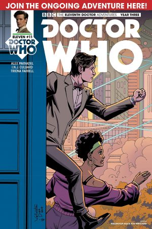 Doctor Who: The Eleventh Doctor #3.11