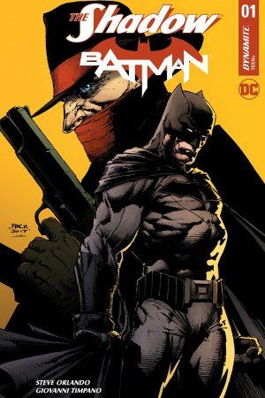 Shadow / Batman #1