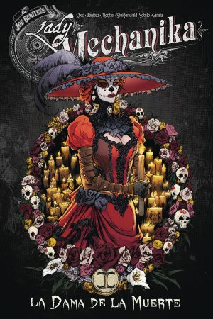 Lady Mechanika Vol.04: La Dama De La Muerte