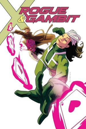 Rogue And Gambit #1-5