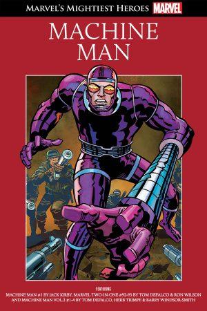 Marvel's Mightiest Vol.100: Machine Man