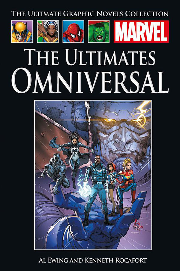 Marvel Collection Vol.152: The Ultimates - Omniversal