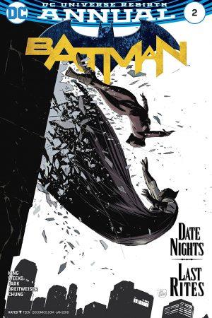 Batman (2016-) Annual #2
