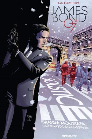 James Bond: Solstice #1