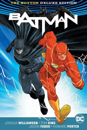 Batman / Flash: The Button - Deluxe Edition