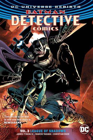 Batman - Detective Comics Vol.03: League of Shadows