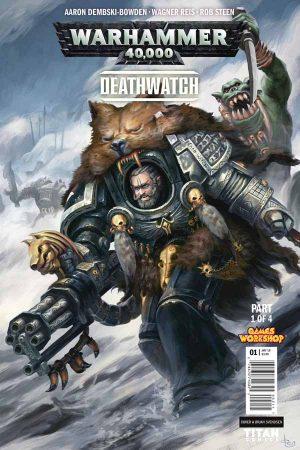 WARHAMMER 40000: DEATHWATCH #1